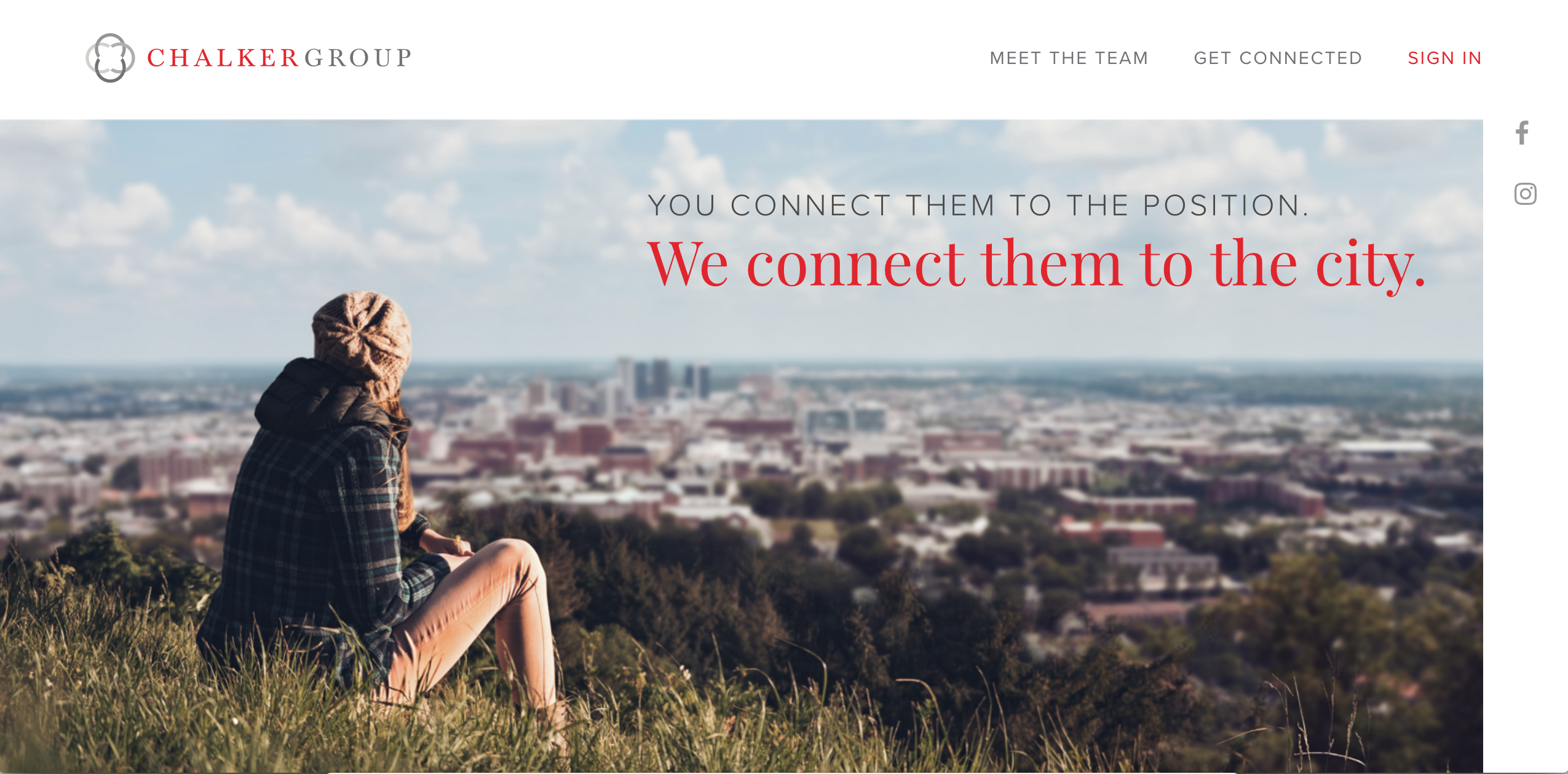 Chalker Group Website
