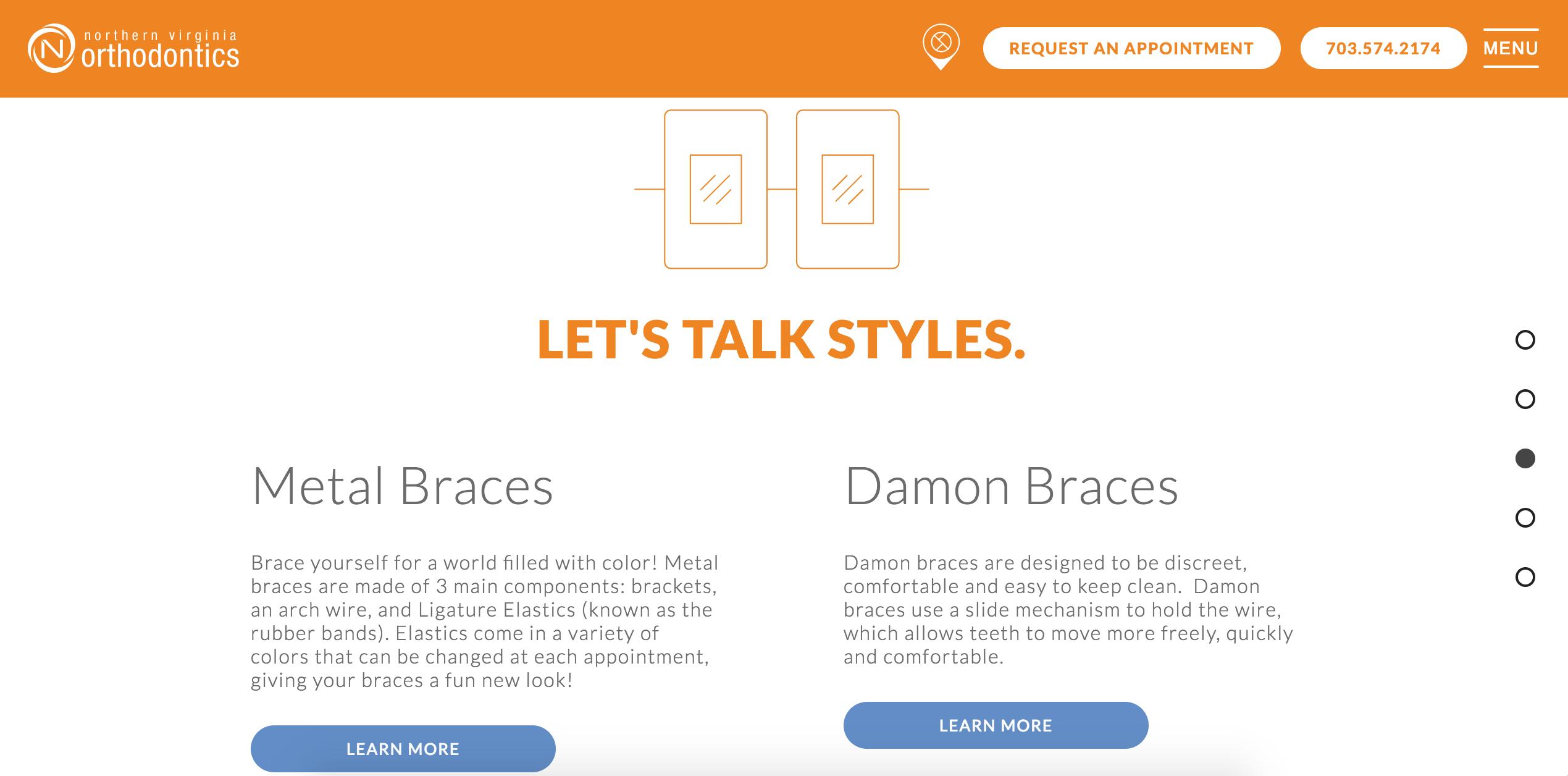 NVO Braces Page